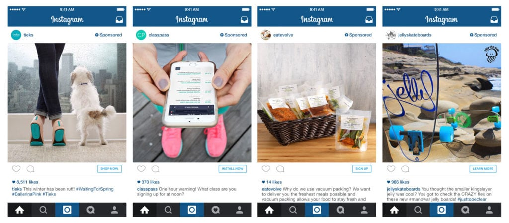 Instagram Advertising Examples2