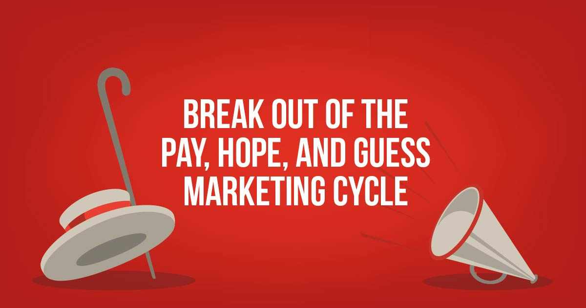 Hope Marketing Is Not A Plan Digital Envy