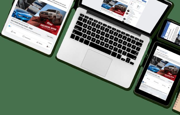 Digital Envy Automotive Marketing Header