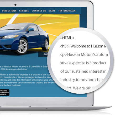 car dealer seo digital envy