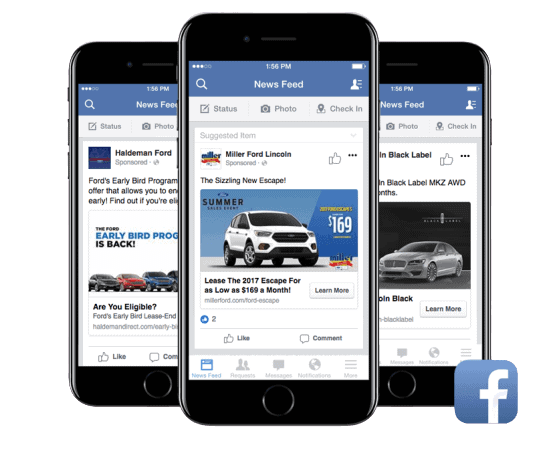 Car Dealer Facebook Ads